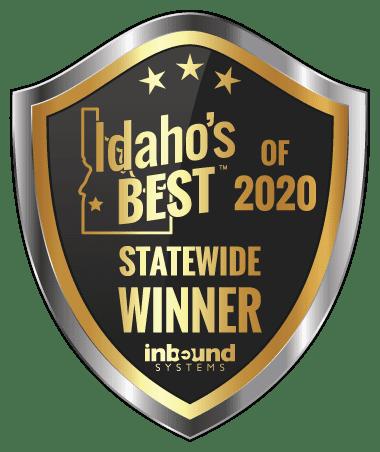 Idaho's Best 2020 Statewide Winner